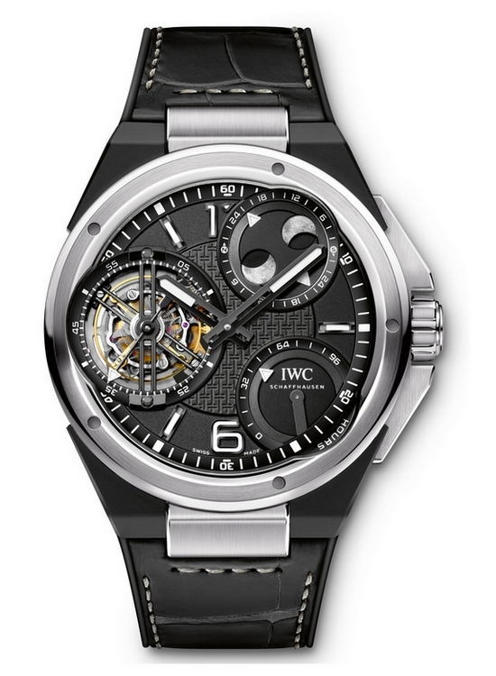 IWC Ingenieur Constant-Force Tourbillon Watch IW590001