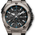 IWC Ingenieur Double Chronograph Titanium IW386503 Watch