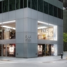IWC New York Boutique Madison Avenue Exterior