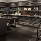 IWC New York Flagship Boutique Madison Avenue Interior