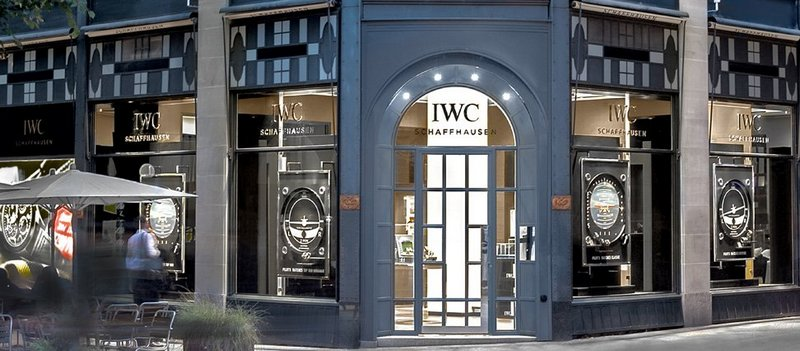 IWC Boutique in Zurich