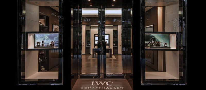 IWC Boutique Miami
