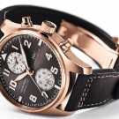 IWC Pilot's Watch Chronograph Edition Antoine de Saint Exupéry Red Gold