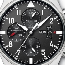 IWC Pilot's Chronograph Watch Dial