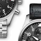 IWC Pilot's Chronograph Watch Variations