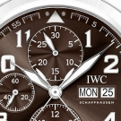 "IWC Pilot's Watch Double Chronograph Edition ""Antoine de Saint Exupéry"" - Dial"