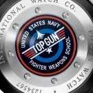 IWC Pilot's Double Chronograph Edition TOP GUN Watch Caseback