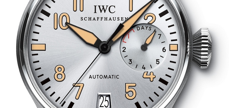 IWC Pilots Watches for Father and Son