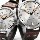IWC Pilot's Watches for Father and Son