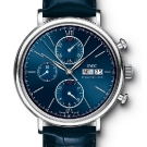 IWC Portofino Chronograph Edition Laureus Sport for Good Foundation Watch IW391019