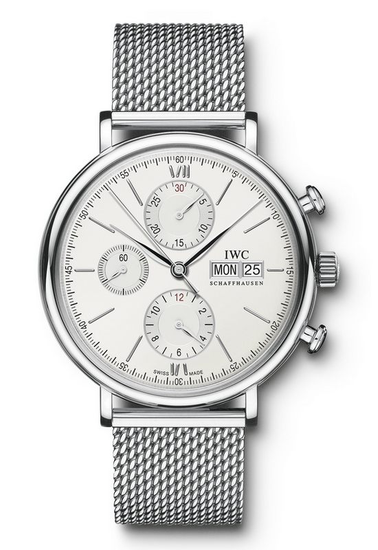 IWC Portofino Chronograph Watch IW391009