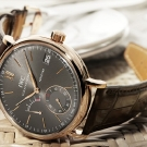 IWC Portofino Hand-Wound Eight Days Watch