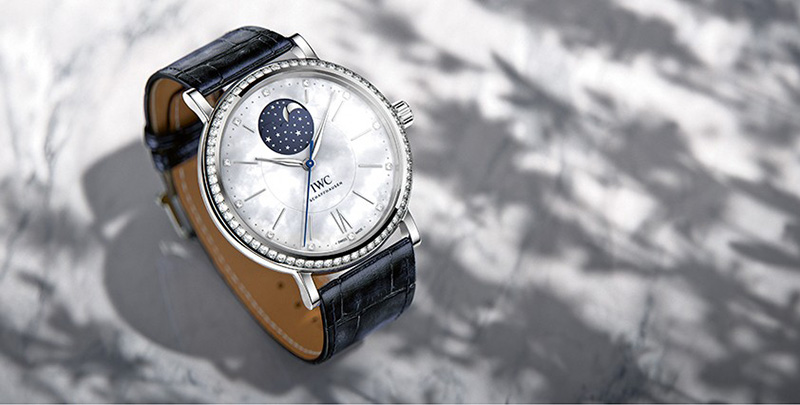 IWC Portofino Midsize Automatic Moon Phase IW459001 Watch