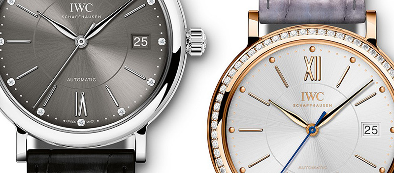 IWC Portofino Midsize Automatic Watch Dials