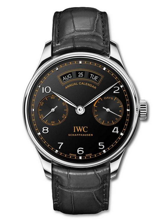 "IWC Portugieser Annual Calendar Edition ""Pisa"" Watch"