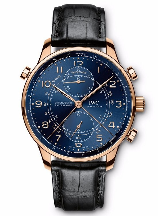 "IWC Portugieser Double Chronograph Edition ""Milano"""