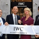 IWC Opens Third Italian Boutique in Milan
