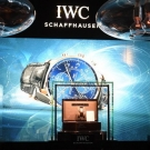 IWC's Third Italian Boutique in Milan