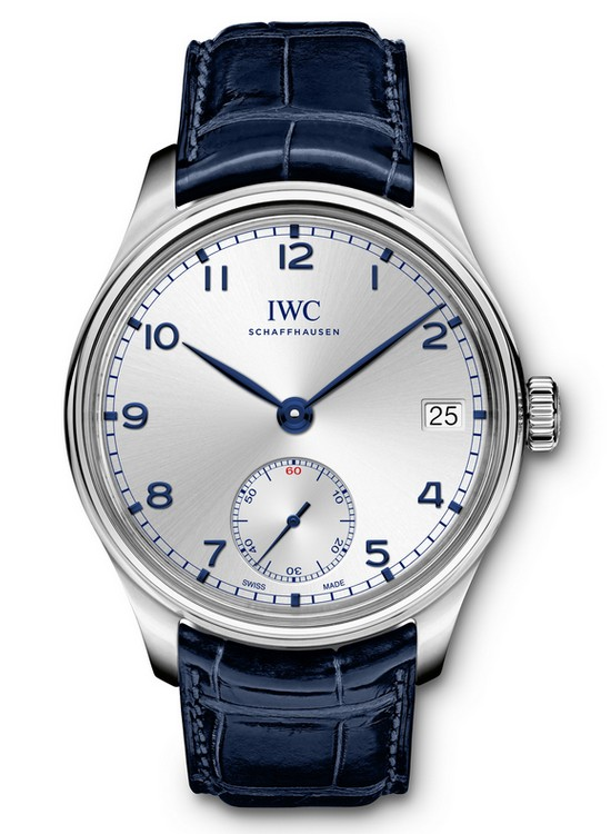 IWC Portugieser Hand Wound Eight Days Edition BFI London Film Festival 2015 Watch