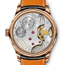"IWC Portugieser Tourbillon Hand-Wound Edition ""D.H. Craig USA"" Case Back"