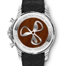 "IWC Portugieser Yacht Club Chronograph Edition ""Boesch"" Watch Back"