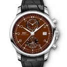 "IWC Portugieser Yacht Club Chronograph Edition ""Boesch"" Watch Front"