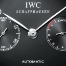 IWC Portuguese Automatic Watch Dial