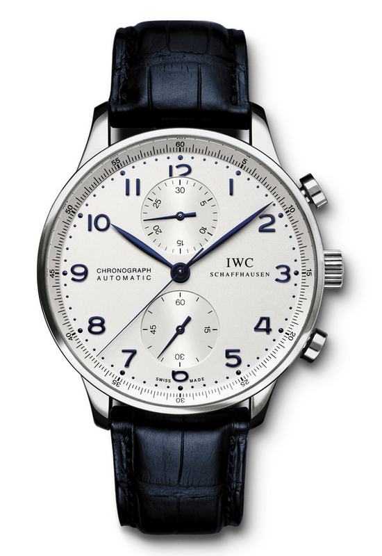 IWC Portuguese Chronograph Watch IW371446