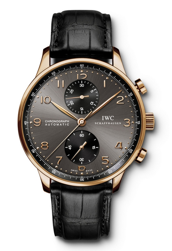 IWC Portuguese Chronograph Watch IW371482