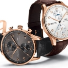 IWC Portuguese Chronograph Watches IW371482 and IW371480