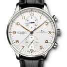 IWC Portuguese Chronograph Watch IW371445
