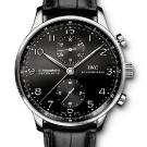 IWC Portuguese Chronograph Watch IW371447