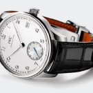 IWC Portuguese Hand Wound Eight Days Watch