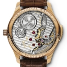 IWC Portuguese Minute Repeater Watch IW544907 Caseback