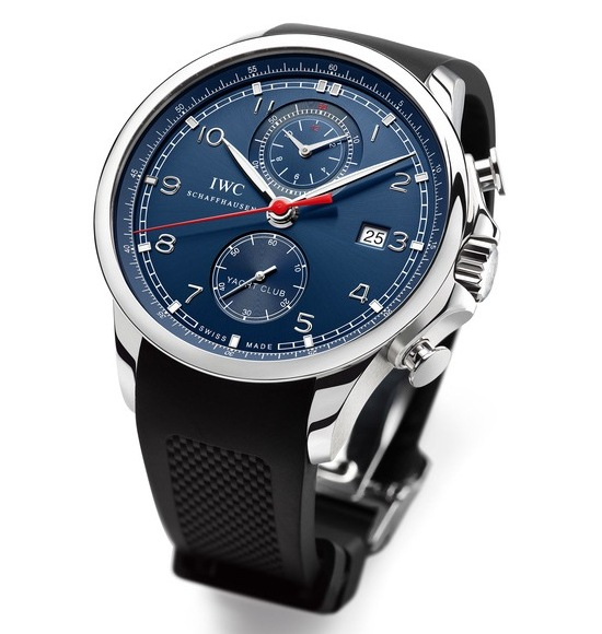 IWC Portuguese Yacht Club Chronograph Laureus Sport for Good Foundation Edition 2013 Watch