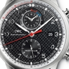 "IWC Portuguese Yacht Club Chronograph Watch Edition ""Volvo Ocean Race 2011-2012"""