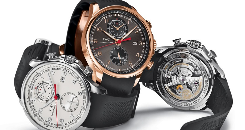 IWC Portuguese Yacht Club Chronograph Watch