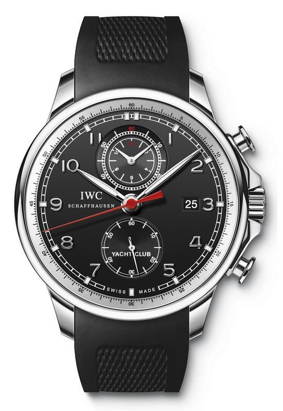 IWC Portuguese Yacht Club Chronograph Watch IW390210