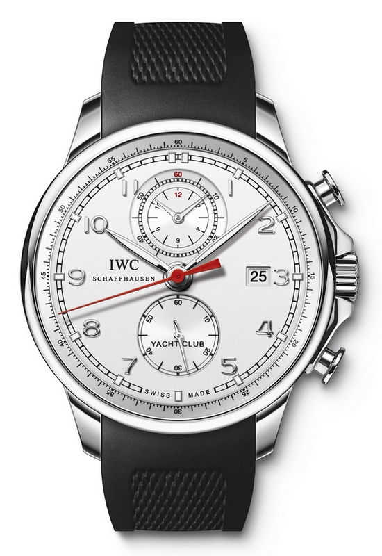 IWC Portuguese Yacht Club Chronograph Watch IW390211
