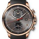 IWC Portuguese Yacht Club Chronograph Watch IW390209