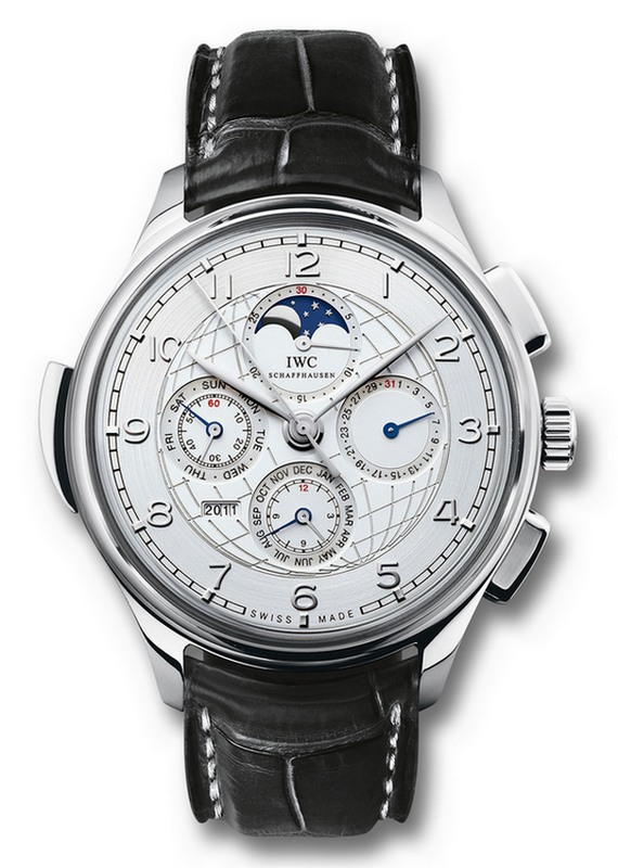 IWC Schaffhausen Portuguese Grande Complication Watch IW377401