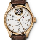 IWC Schaffhausen Portuguese Tourbillon Mystere Retrograde Watch IW5004402