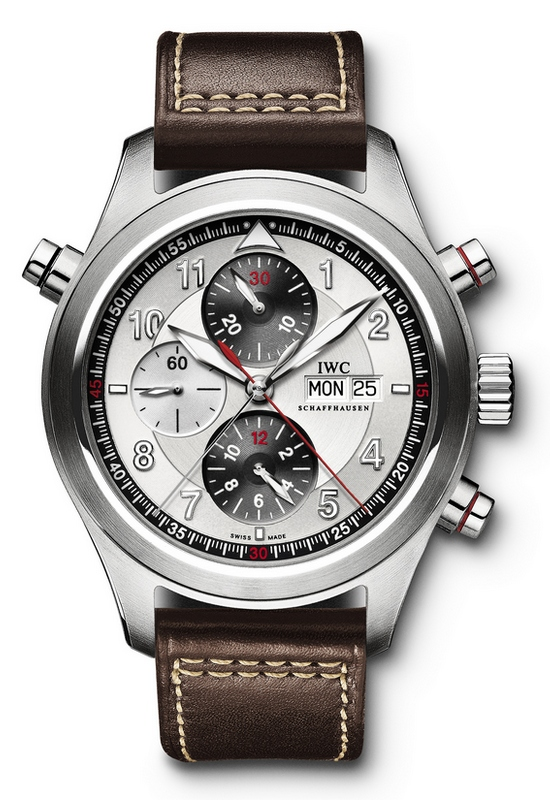 IWC Spitfire Double Chronograph Watch IW371806