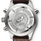 IWC Spitfire Double Chronograph Watch IW371806 Caseback