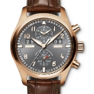 IWC Spitfire Perpetual Calendar Digital Date-Month Watch IW379105 Front