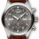 IWC Spitfire Perpetual Calendar Digital Date-Month Watch IW379107 Front