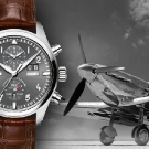 IWC Spitfire Perpetual Calendar Digital Date-Month Watch IW379107