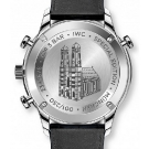 IWC Portugieser Chronograph Rattrapante Edition Boutique Munich Case Back