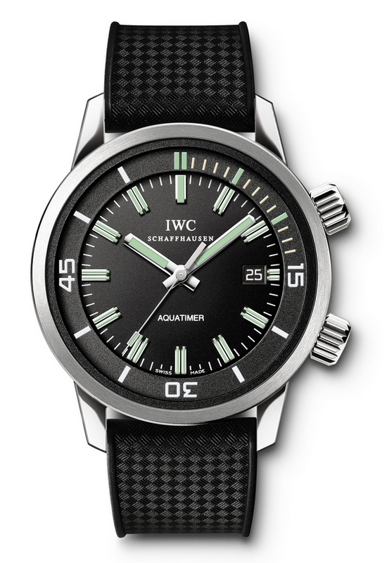 IWC Vintage Aquatimer Automatic Watch IW323101