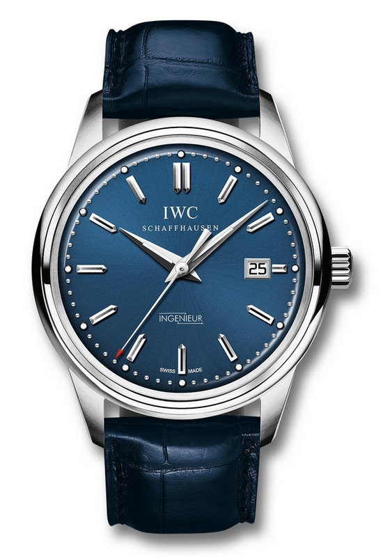 IWC Vintage Ingenieur Automatic Watch Edition Laureus Sport for Good Foundation
